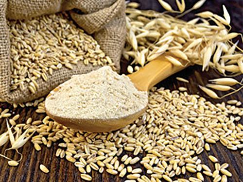 Bakery grains