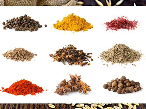 Bakery spices