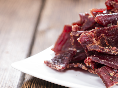 Dried Meats meat 3