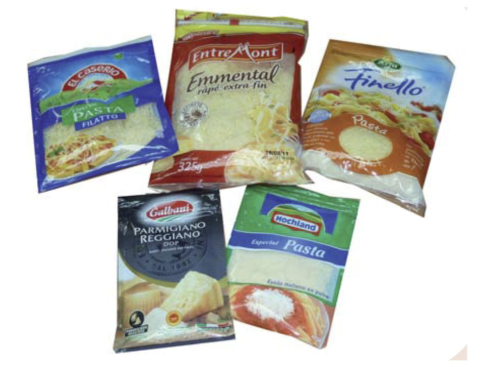 F Ltecnics Cheese Pouches Cheese Packing