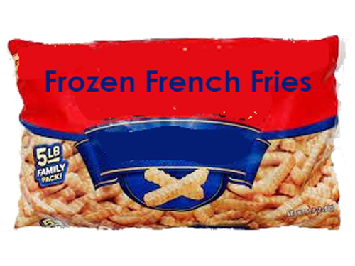 IQF frenchfries