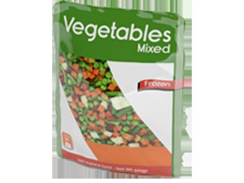 IQF veggies