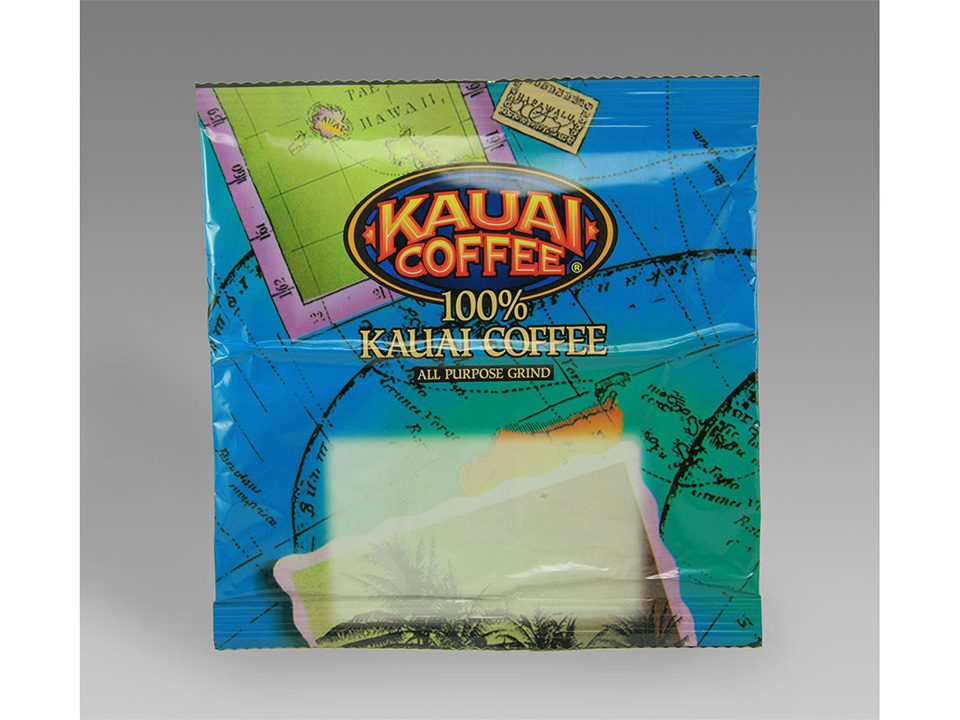 Kauai Coffee Matrix Bag In Bag VFFS