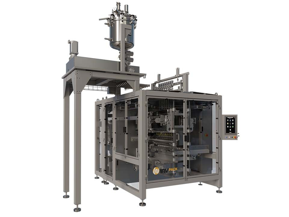 MVA12 VFFS multilane sachet machine 2020