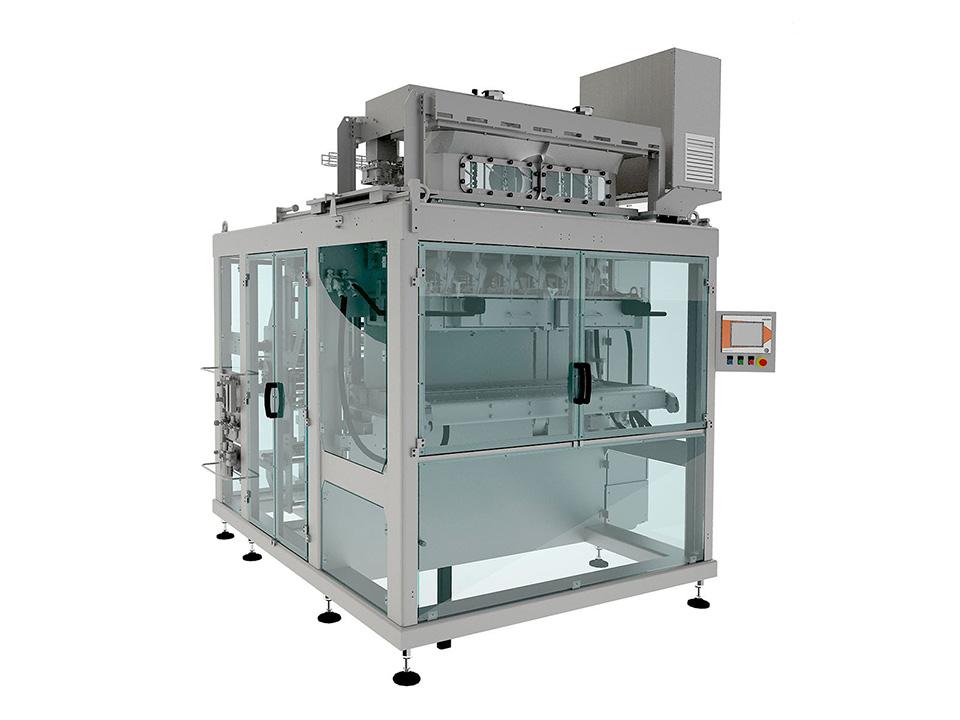 Multilane Stickpack Machine SP1200