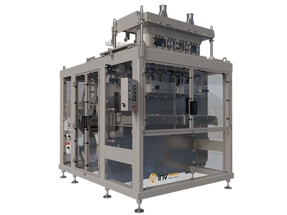 SP12 multilane stickpack machine 2020