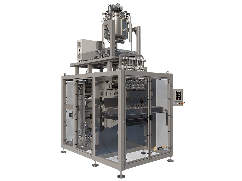 Sp9 Multilane Stickpack Machine 2020