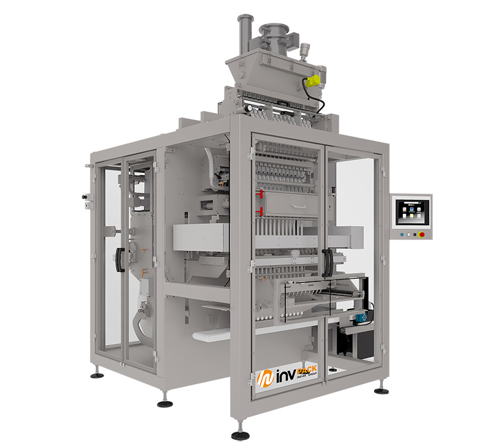 Multilane Stickpack Machine - PH600/900 - Stickpack and Sachet Packaging Solutions