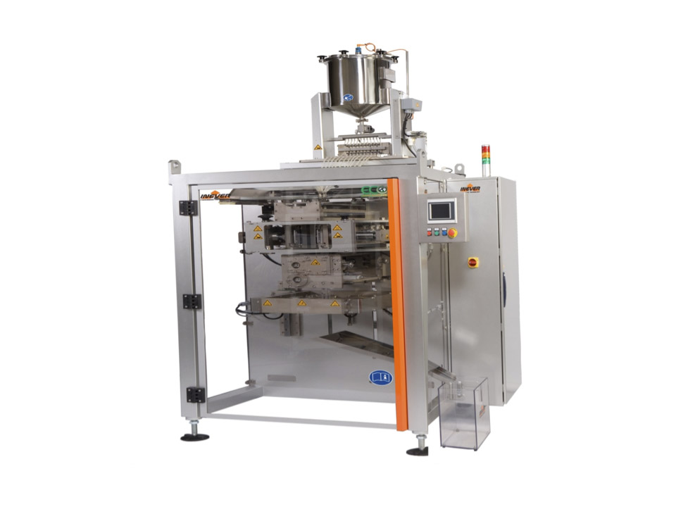 Dressing Sauces High Speed Sachet System Mvc1200