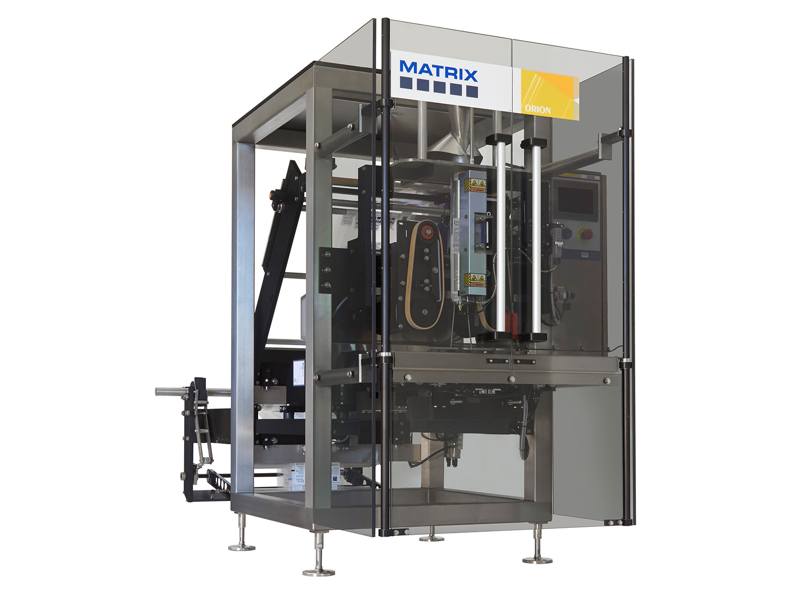Vertical Form Fill Seal Machine - Orion G-Series Vertical Bagger ...