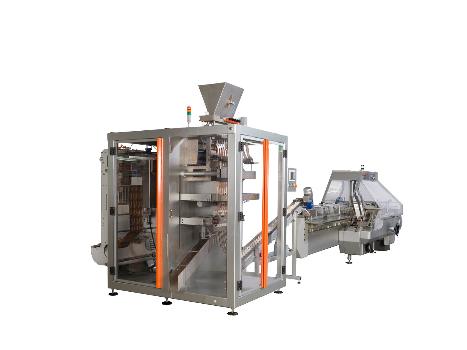 Multilane Stickpack Machine - SP600 - Stickpack and Sachet Packaging Solutions