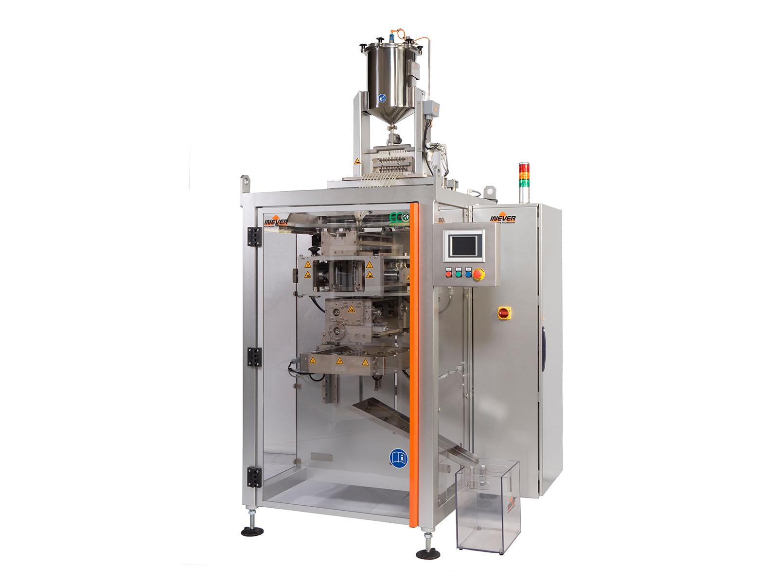 Sachet Form/Fill/Seal Machine MVA500 - High Quality Product ...