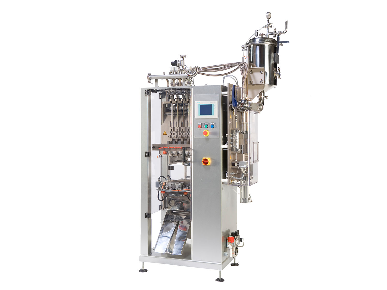 Stickpack Form Fill Seal Machine By300