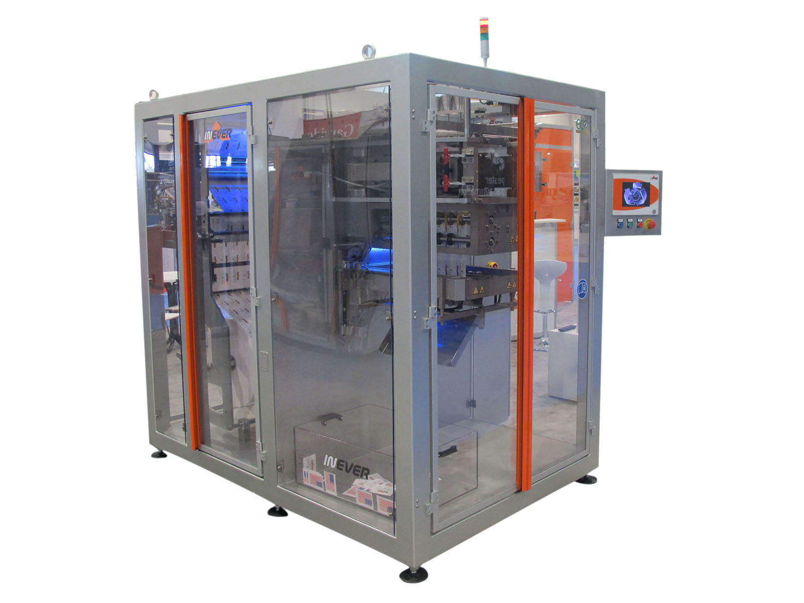 VFFS Multilane Sachet Machine - MVA1200 - Stickpack and Sachet Packaging Solutions