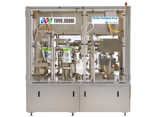 Toyo Pre Made Pouch Filler Tt 8 D N
